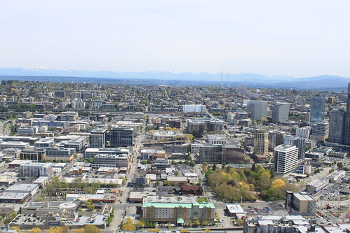 Seattle - Space Needle - View 6