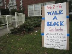 Walk a Block