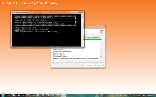 XAMPP - WINDOWS 7