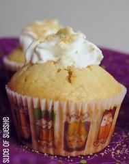 banana pudding/cream pie cupcakes