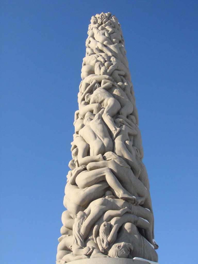 Monolitten (Vigeland Park)