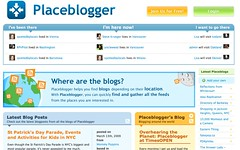 Cool Toys Momentile: PlaceBlogger