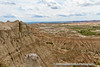 """Badlands near and far rock ledge • <a style=""""font-size:0.8em;"""" href=""""http://www.flickr.com/photos/33121778@N02/5798549454/"""" target=""""_blank"""">View on Flickr</a>"""