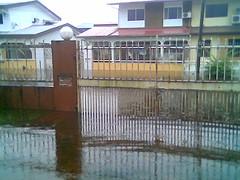Sibu flood January 2009