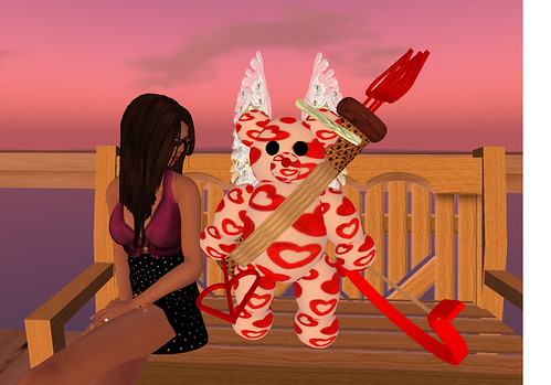 Cupid Linden bear
