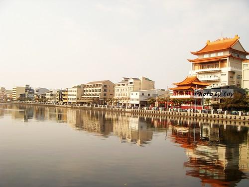 台南市的運河區