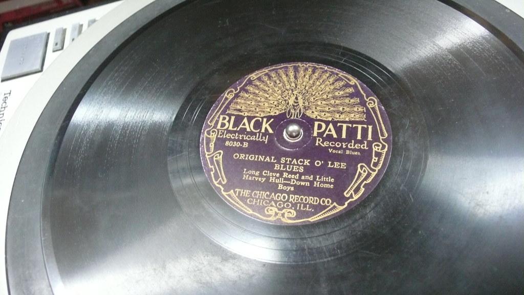 Joes rarest: The #8030 Black Patti