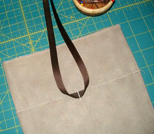 money bag - opening