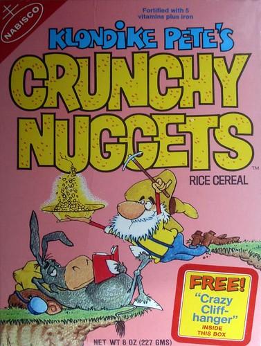 Klondike Pete's Crunchy Nuggets