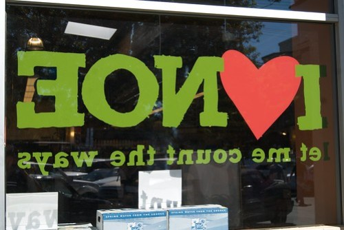 I love Noe - Whole Foods (can a grocery store chain really love a neighborhood)