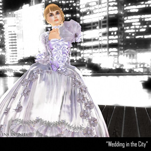 inai wedding in the city
