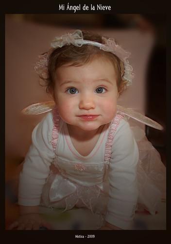 Mi angel de la nieve