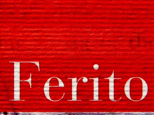 Percival Everett, Ferito, Greenwich / Nutrimenti, Ada Carpi.: cop., (part), 1
