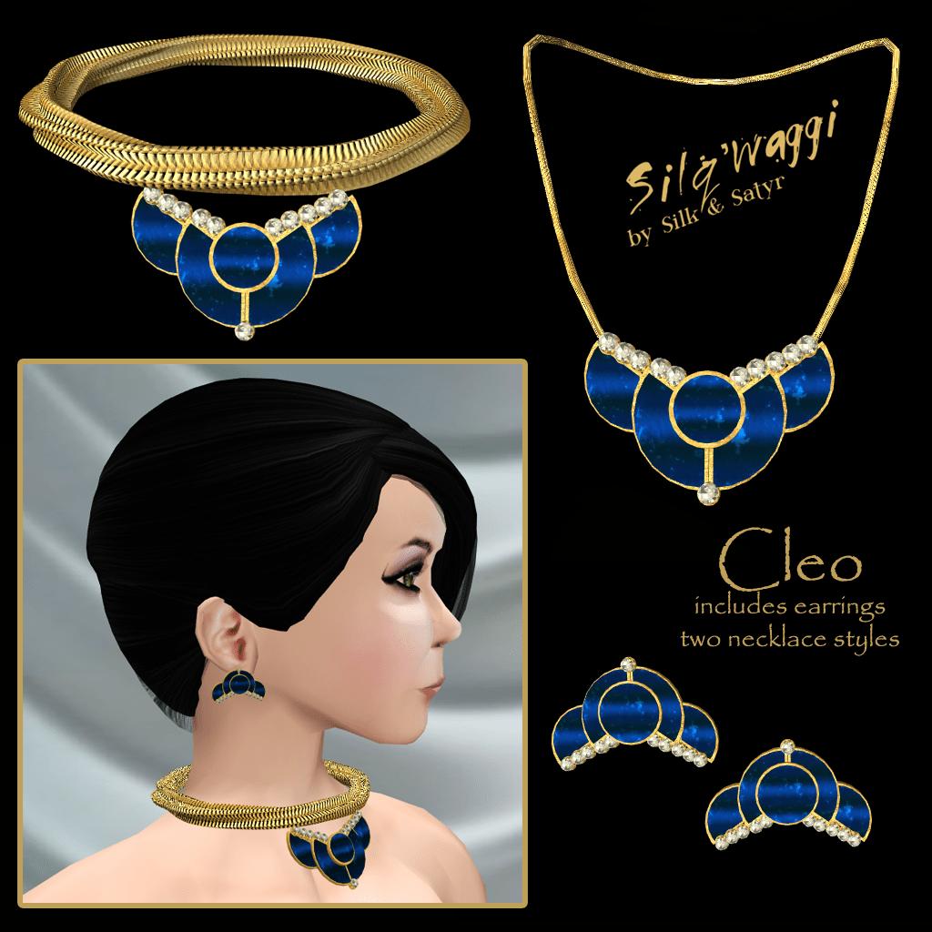 Cleo by Silq'waggi