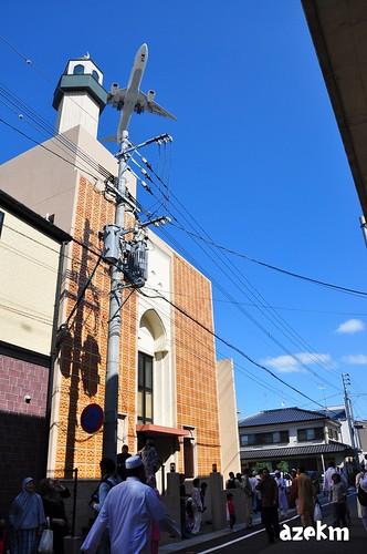 To Fukuoka Masjid..
