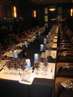 Tuscan Wine tasting seminar