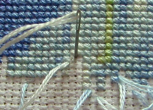 Pin stitch 6