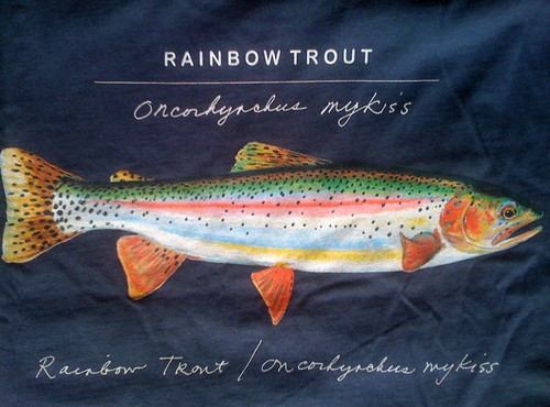 Winston World Trout T-Shirt