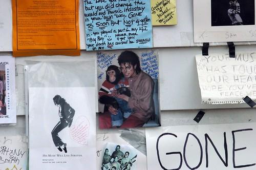 Michael Jackson Memorial 11