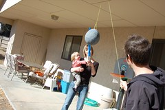 Selah Wants to Take a Swing