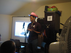 Antonio Roberts at WxWM