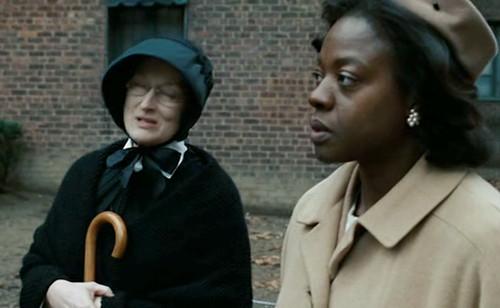 Meryl Streep  e Viola Davis