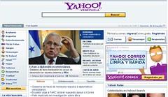 Yahoo renueva su página web