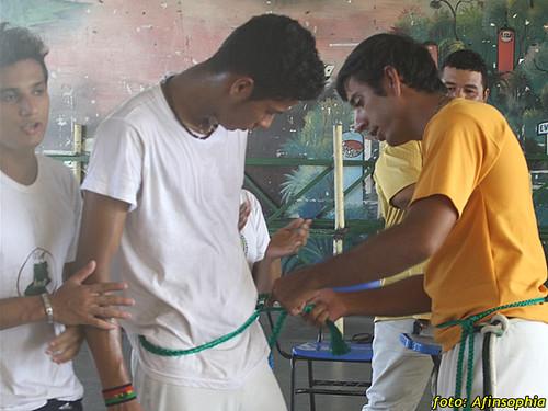 Capoeira Oxalá 14 por você.