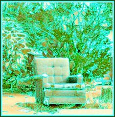 Dream of the Abandoned Chair