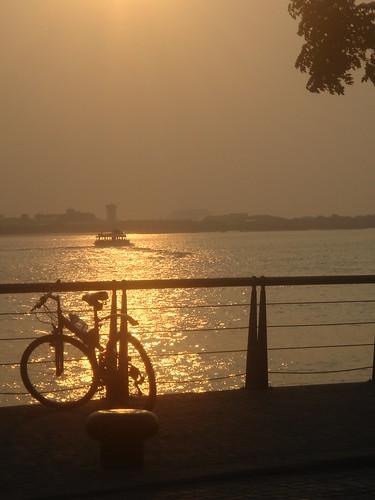淡水夕陽21