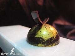Como hacer bombones de chocolate con moldes