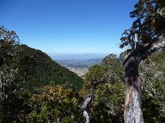 Volcán desde el Mirador.