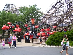 Cedar Point - Monster