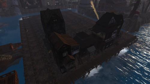 Steelhead Shanghai Slums
