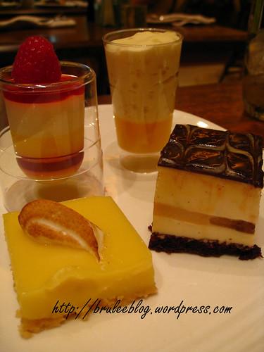 Wynn Buffet, dessert