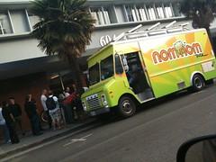 The Nom Nom truck!