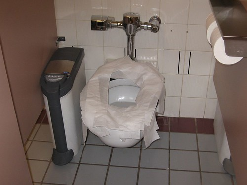 Work Bathroom
