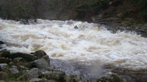 Upper Dart High water fun