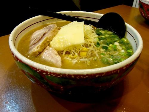 Kintaro - Cheese Ramen