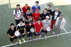 Concentracion Padel-Junior-Galicia, Canabal 20-3-09 (1)