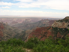 Roosevelt Point, North Rim, Grand Canyon National Park (8) by Ken Lund