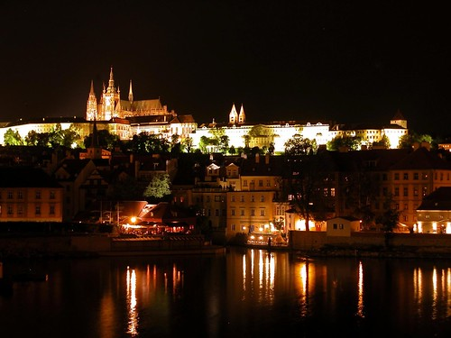 long exposure: prague 2005