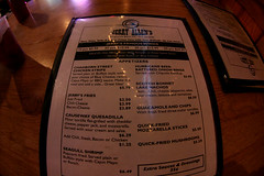 jerry allens menu