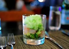 Small Dishes: Hamachi Marinated