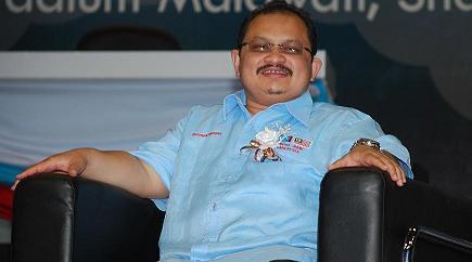 Ketua Angkatan Muda KeADILan Malaysia, Shamsul Iskandar Mohd Akin