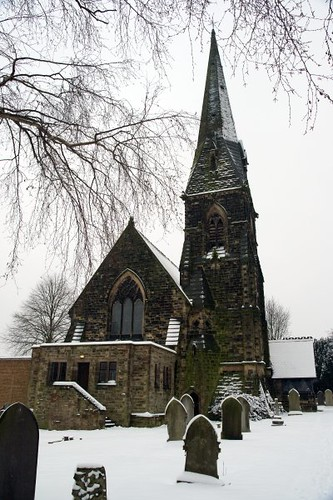 Church in Snow 01