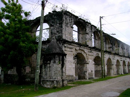 The Cuartel of Oslob