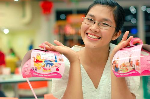 Thiên Ngân - My close friend :D
