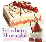 Bizu Patisseries Fresh Strawberry ShortCake