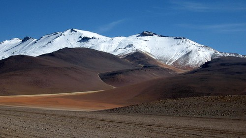 Andes, Bolivia